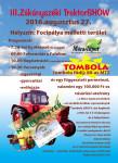 traktorSHOW plakát